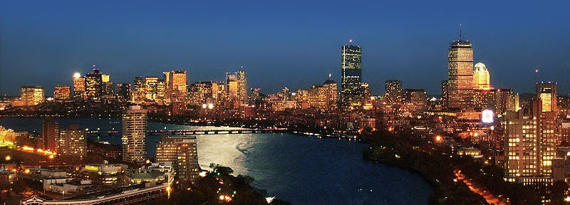 What's your favorite part of Boston?