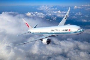 Flight Review: Air China 777-300ER Business Class Beijing-Los Angeles