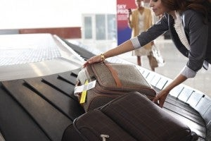 Most airlines will charge $25 for the first checked bag.