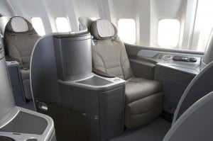 United's flagship GlobalFirst suite.