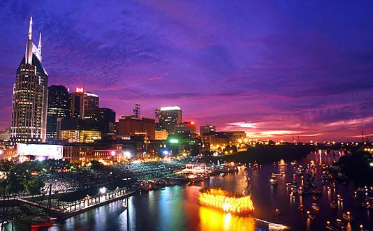 Destination of the Week: Nashville