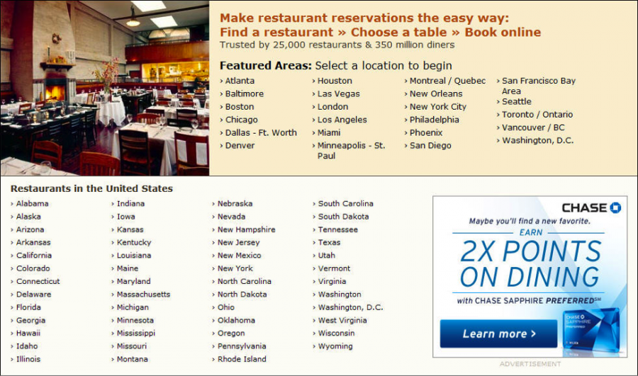 Maximizing Points On Dining Spend With OpenTable Rewards The - Open table houston