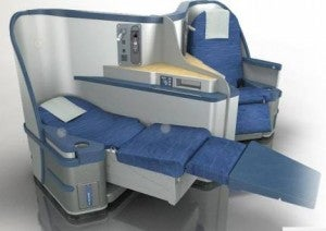 US Airways' Envoy Suite is among the top premium products offered by US airlines.