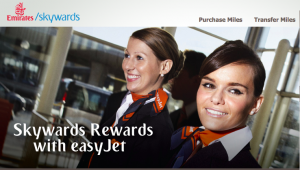 New Redemption Opportunity: Book EasyJet Flights With Emirates Skywards Miles