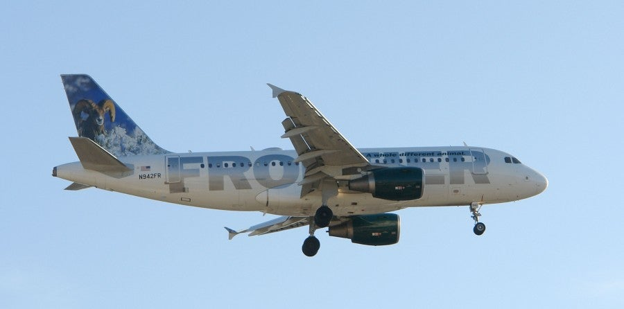 Frontier Airlines is offering double elite qualifying miles now through December 31st.