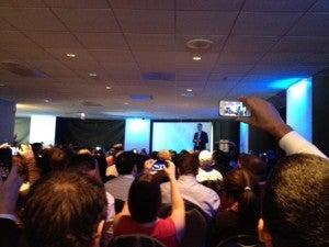 United CEO Jeff Smisek Q&A At Star Megado
