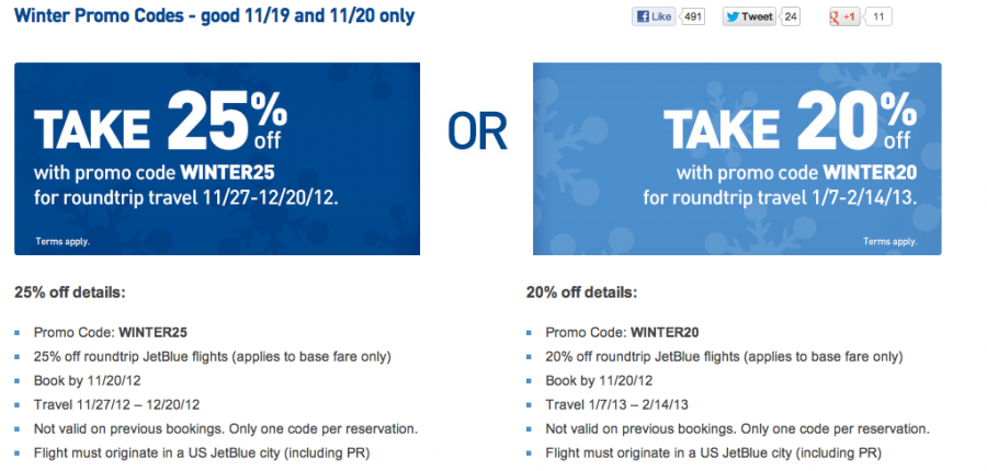 Airline discount coupons