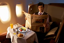 Travel Tuesday Top 10: Airline Menus by Celebrity Chefs