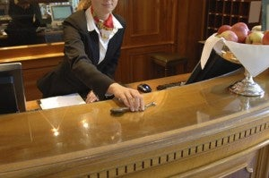 That check-in agent may have been friendly - but make sure they give you all the points you deserve!