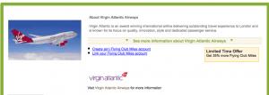 Amex Virgin Atlantic