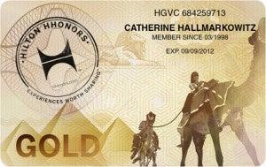 Hilton Gold