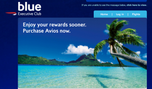 Purchase Avios Email