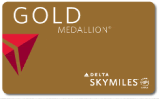 Delta Gold Medallion