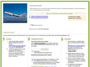 Saturday Recap: American Express British Airways Transfer Bonus, Bonus SkyMiles from Hertz, Bonus Miles with Wine Clubs, 1,000 Free United Miles, Update on Hyatt Platinum Extras