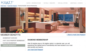 Hyatt Diamond status includes a lot of perks - but will it be worth it to me for next year?