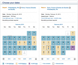 There's still plenty of off-peak coach availability in February.