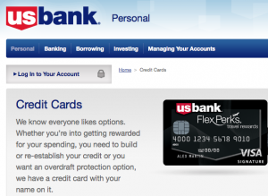US Bank has really upped its travel rewards credit card products lately.