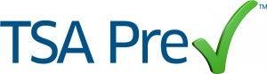 TSA Precheck logo TM