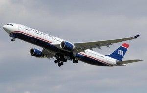 US Airways is offering a 100% bonus when sharing miles.