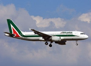 14 airlines service Florence including Alitalia.