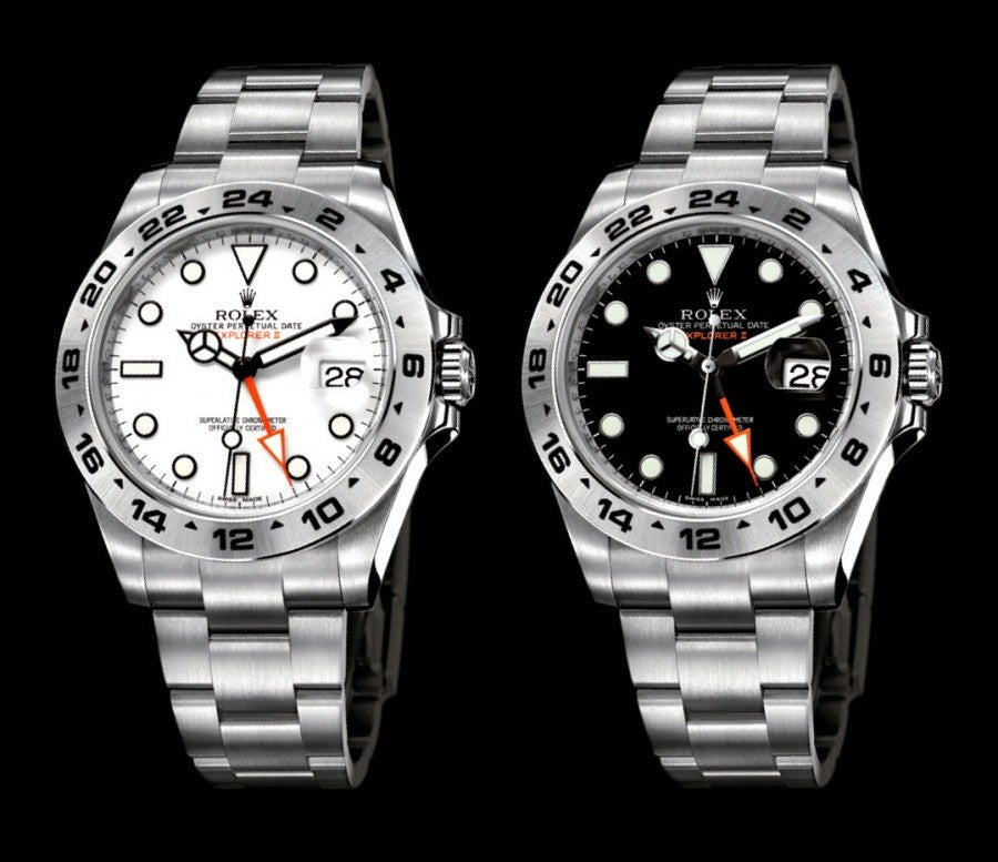Rolex Oyster Perpetual Explorer Ii Watch 5 The Points Guy