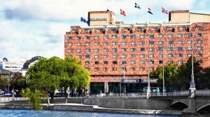 I had a great time staying in the heart of Stockholm at the Sheraton.