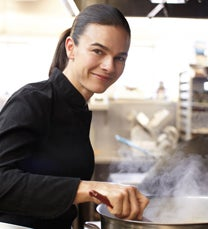 Airlines have tried upping their offerings by bringing in celebrity chefs - like Singapore has with luminaries like Suzanne Goin.