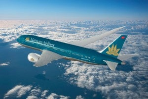 Vietnam Airlines is the country's national carrier and a member of Star Alliance.