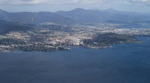 Tasmania's capital of Hobart is home to exciting new developments like the MONA museum and a burgeoning foodie culture.
