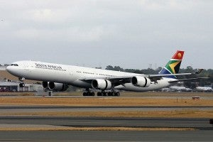 You can read all about my experience on South African Airways.