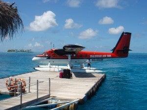 Maldivian Air Taxi.