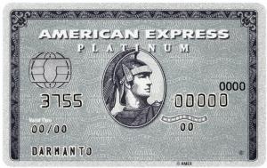 The Amex Platinum Card.