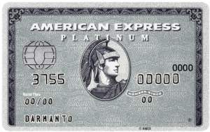 The Amex Platinum Card.
