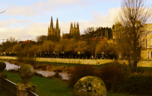 A reader submitted photo of Burgos, Spain.