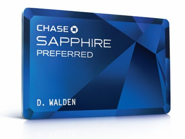 The Chase Sapphire Preferred is one of my all-time top credit card recommendations.