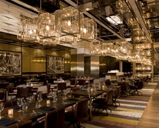 Cut is Wolfgang Puck's critically acclaimed steakhouse in Vegas.