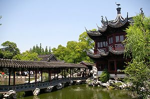 Dianchun Hall in Yu Garden