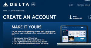 Create a new account and register for the promo to earn up to 40,000 bonus miles.