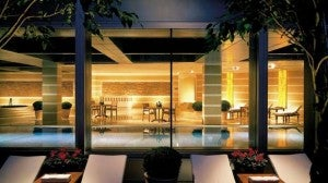 Four Seasons Shanghai.