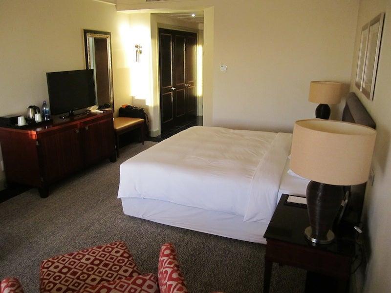Hyatt Joburg Room 1