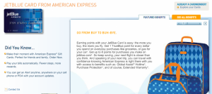 Amex has added two new benefits to its JetBlue card.