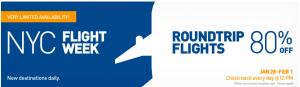 JetBlue Flight Week