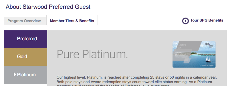 Spg Platinum The Points Guy