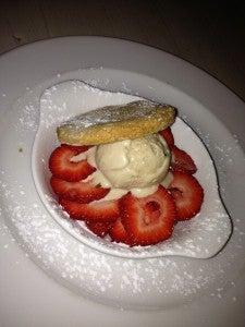 Dessert from Savoy Cabbage