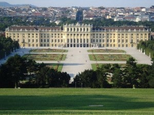 No trip to Vienna is complete without a visit at Schonbrunn Palace.