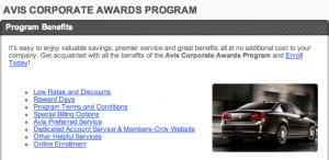Maximizing Car Rental Programs for Free Rental Days