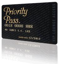 Platinum cardmembership confers automatic Priority Pass Select membership.