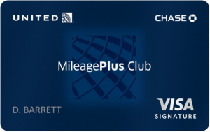 United Club Card