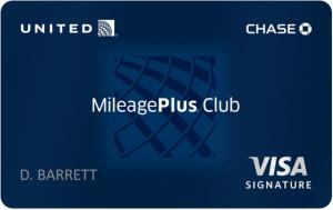 United Club Card