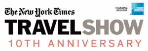 Don't Forget to Buy Your Tickets See Me At The NY Times Travel Show!